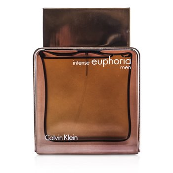 Euphoria Intense Coffret: Eau De Toilette Spray 100ml/3.4oz + After Shave Balm 100ml/3.4oz + Body Wash Gel 100ml/3.4oz  3pcs