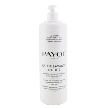Payot Le Corps Creme Lavante Douce - Cleansing & Nourishing Body Care (Salon Size)  1000ml/33.8oz