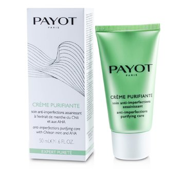 Payot Expert Purete Creme Purifiante - Cuidado Purificante Anti Imperfecciones  50ml/1.6oz
