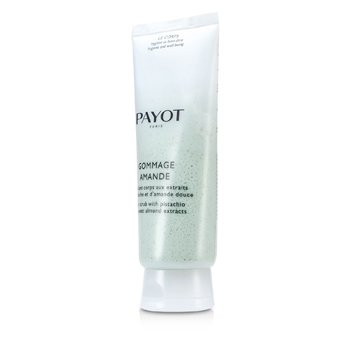 Le Corps Gommage Amande - Body Scrub With Pistachio & Sweet Almond Extracts  200ml/6.7oz