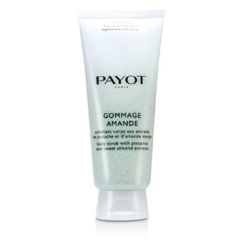 Payot Le Corps Gommage Amande - Body Scrub With Pistachio & Sweet Almond Extracts  200ml/6.7oz