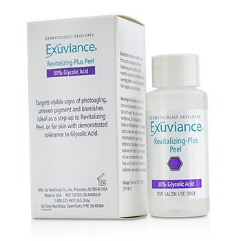 Exuviance Revitalizing-Plus Peel 30% Glycolic Acid (Salon Product)  30ml/1oz