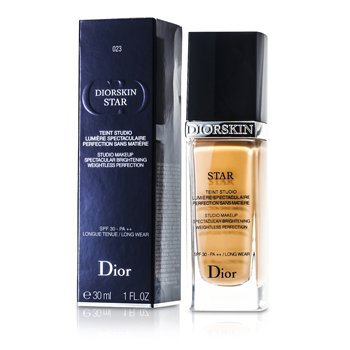 Christian Dior Diorskin Star Studio Maquillaje SPF30 - # 23 Peach  30ml/1oz
