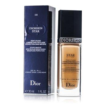 Christian Dior Base Diorskin Star Studio Makeup SPF30 - # 30 Medium Beige  30ml/1oz