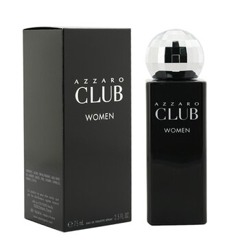 Azzaro Club Women Eau De Toilette Spray 75ml/2.5oz