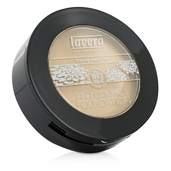 2 In 1 Compact Foundation  10g/0.3oz