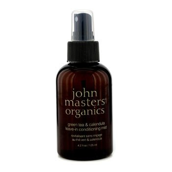 John Masters Organics Green Tea & Calendula Leave-In Conditioning Mist  125ml/4.2oz