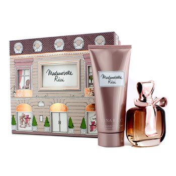 Nina Ricci Mademoiselle Ricci Set: Apă de Parfum Spray 80ml/2.7oz + Loţiune de Corp 200ml/6.8oz  2pcs