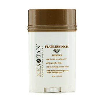 Xen Tan Flawless Logic Daily Use Barra Bronceadora (Shimmer)  90ml/3oz