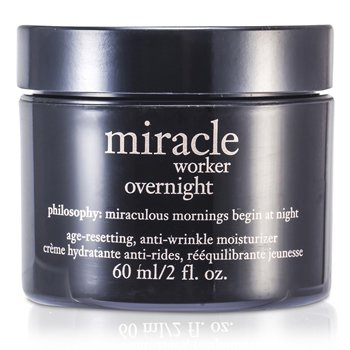 Miracle Worker Overnight Moisturizer 60ml/2oz