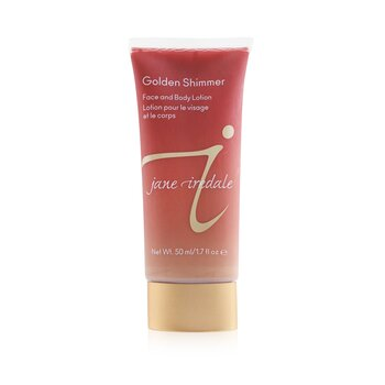 Golden Shimmer (For Face & Body)  50ml/1.7oz