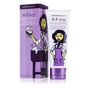 KP Duty Dermatologist Formulated AHA Moisturizing Therapy (For Dry Skin) 120ml/4oz