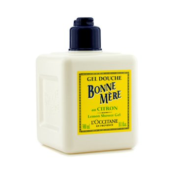 L'Occitane Bonne Mere Lemon Shower Gel  300ml/10.1oz