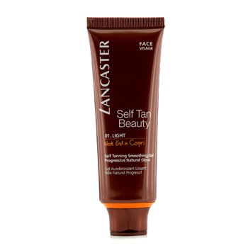 Lancaster Samoopalacz do twarzy Self Tanning Smoothing Gel For Face (Week End in Capri)  50ml/1.7oz