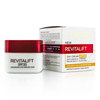 L'Oreal Revitalift Day SPF 30 (Anti-Rugas + Firming)  50ml/1.7oz