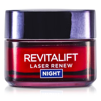 Revitalift Laser Renew Anti-Ageing Cream-Mask Recovery Treatment Night  50ml/1.7oz