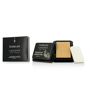 Guerlain Pudrowy podkład z ochronnym filtrem (wkład) Lingerie De Peau Nude Powder Foundation SPF 20 Refill - # 02 Beige Clair  10g/0.35oz