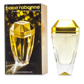 Lady Million Eau My Gold! Eau De Toilette Spray  80ml/2.7oz