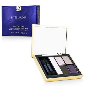 Estee Lauder Pure Color Envy Sculpting Eyeshadow 5 Color Palette - 10 Envious Orchid  7g/0.24oz