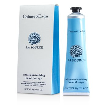Crabtree & Evelyn La Source Ultra-Moisturising Hand Therapy  50g/1.8oz