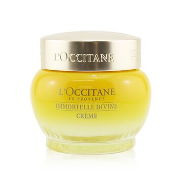 L'Occitane Creme Immortelle Divine (Nova F�rmula)  50ml/1.7oz