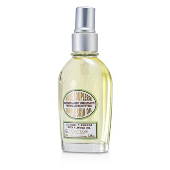 Almond Supple Skin Oil - Firming & Beautifying 100ml/3.4oz