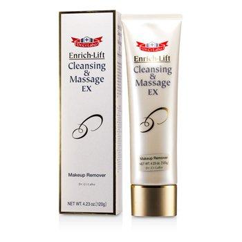 Dr. Ci:Labo Enrich-Lift Cleansing & Massage EX Make Up Remover  120g/4.23oz