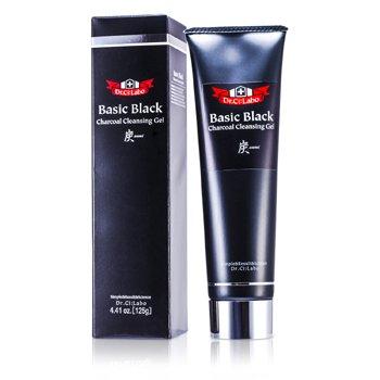 Basic Black Gel de Curăţire cu Cărbune (Demachiant)  125g/4.41oz