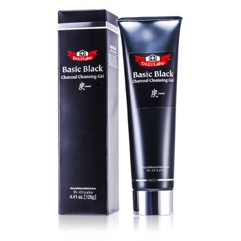 Dr. Ci:Labo Basic Black Gel de Curăţire cu Cărbune (Demachiant)  125g/4.41oz
