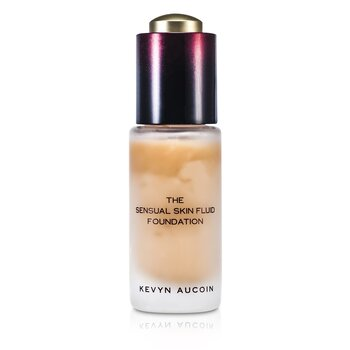 The Sensual Skin Akışkan Fondöten 20ml/0.68oz