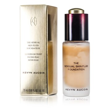 รองพื้นน้ำ The Sensual Skin Fluid Foundation  20ml/0.68oz