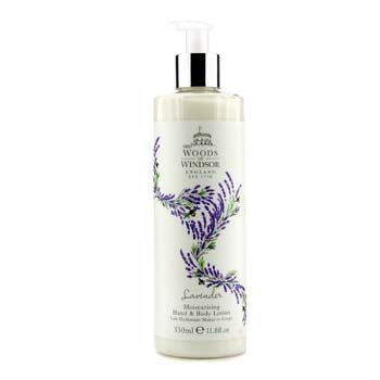 Woods Of Windsor Lavender Moisturising Hand & Body Lotion  350ml/11.8oz