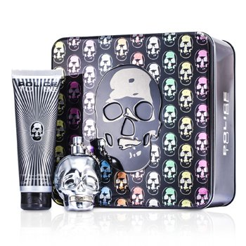 To Be The Illusionist Coffret: Eau De Toilette Spray 75ml/2.5oz + All Over Body Shampoo 100ml/3.4oz  2pcs
