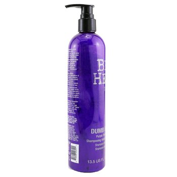 Bed Head Dumb Blonde Purple Toning Shampoo  400ml/13.5oz