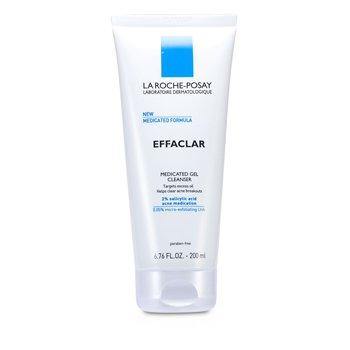 La Roche Posay Effaclar Gel Limpiador Medicado  200ml/6.76oz