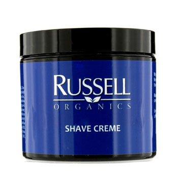 Russell Organics Crema de Afeitar  120ml/4oz