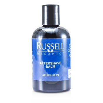 Russell Organics After Shave Balm  120ml/4oz