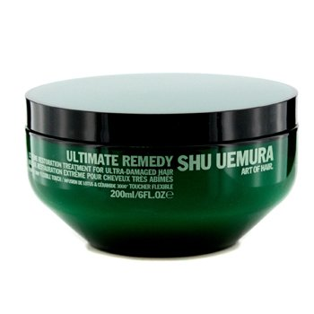 Ultimate Remedy Extreme Restoration Treatment (For Ultra-Damaged Hair)  200ml/6oz