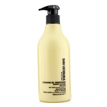 Shu Uemura Cleansing Oil Conditioner (Radiance Softening Perfector)  500ml/16.9oz