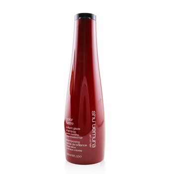 Shu Uemura Color Lustre Brilliant Glaze Champú (Para Cabello Tratado con Color)  300ml/10oz