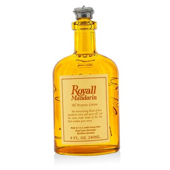 Royall Mandarin All Purpose Lotion Splash  240ml/8oz