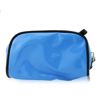 Lip Gloss Set With Blue Cosmetic Bag (3xMode Gloss, 1xCosmetic Bag)  3pcs+1bag