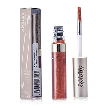 Kanebo Brilho Mode Gloss - # MG04 Copper Brown Mode  6.8ml/0.23oz