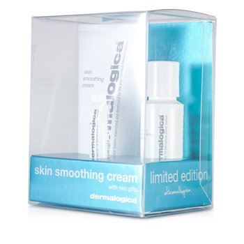 Dermalogica Skin Smoothing Cream Limited Edition Set: Skin Smoothing Cream 100ml + Eye Make-Up Remover 30ml + Eye Repair 4ml  3pcs