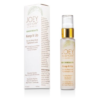 Joey New York Serum Quick Results Keep It Up  47.3ml/1.6oz