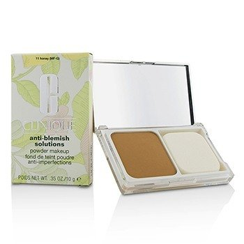 Clinique Pudrowy podkład do twarzy Anti Blemish Solutions Powder Makeup - # 11 Honey (MF-G)  10g/0.35oz