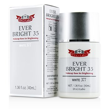 Dr. Ci:Labo Ever Bright 35 Bază de Machiaj (White 377)  40ml/1.36oz
