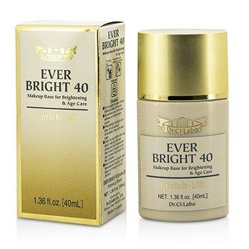 Dr. Ci:Labo Ever Bright 40 Bază de Machiaj (Enrich Lift)  40ml/1.36oz
