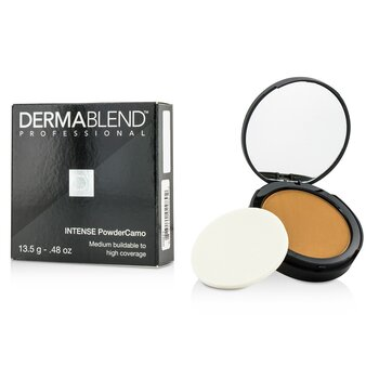 IIntense Powder Camo Compact Foundation (Medium Buildable to High Coverage)  13.5g/0.48oz