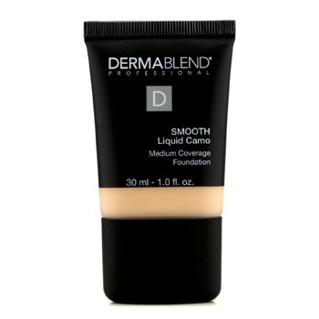 Smooth Liquid Camo Foundation (Medium Coverage)  30ml/1oz